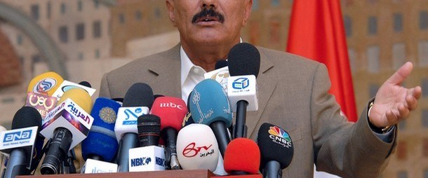 Yemen Başkanından şartlı istifa