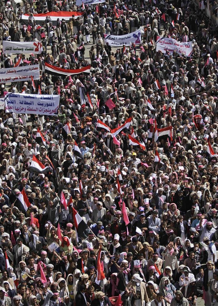 Yemen de isyana teslim