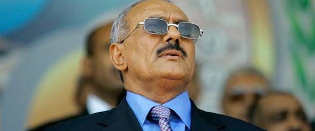Yemen devlet başkanı koltuğunu bırakıyor