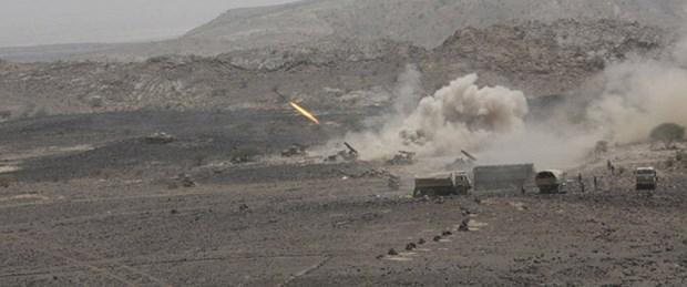 Yemen ordusu El Kaide'nin kalesinde