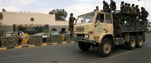 Yemen'de ABD büyükelçiliği yeniden açıldı