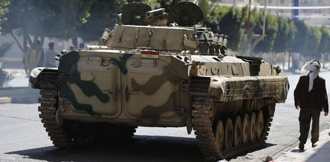 Yemen'de Eylül ayından bu yana başkent Sana'nın kontrolü Husilerin elinde bulunuyor.