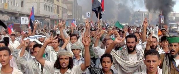 Yemen'de de protestolar yükseliyor