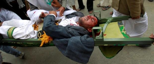 Yemen'de kanlı cuma: 41 ölü