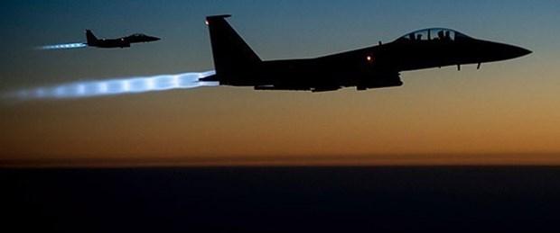 Yeni 14 hava saldırısı