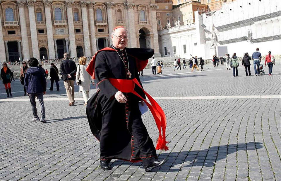 Yeni Papa için toplandılar