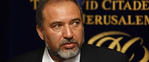 Yine diplomatik kriz, yine Lieberman
