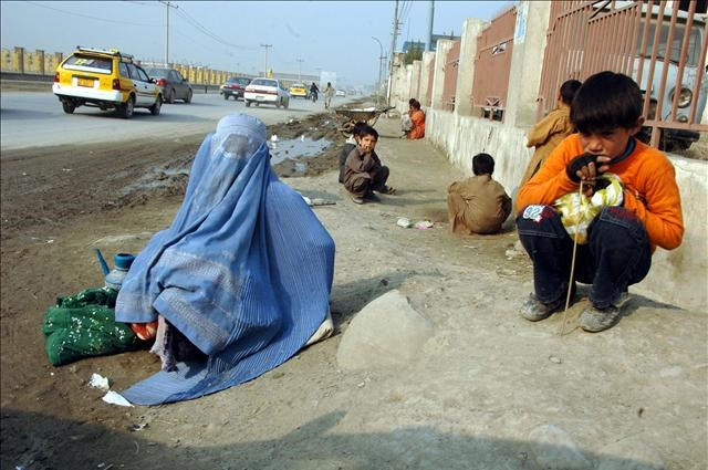 Yoksulluğun adı: Afganistan