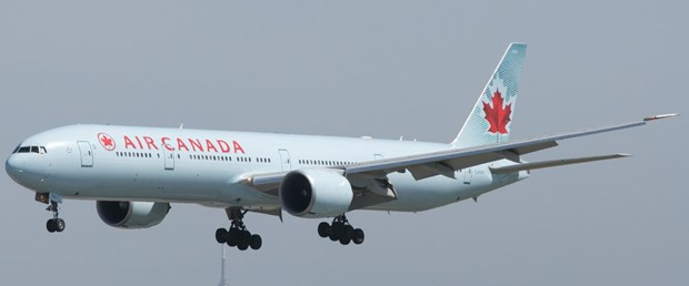 Yolcu uçağı türbülansa girdi 30 yaralı