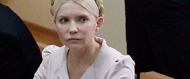 Yulia Timoşenko'ya tahliye yolu