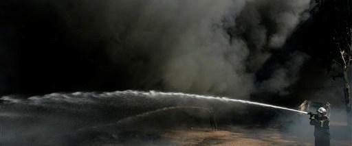 Yunanistan yangınlarla boğuşuyor