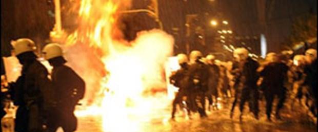 Yunanistan'da 17 Kasım'da ölenler anıldı