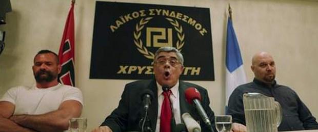Yunanistan'da ırkçı lider gözaltında