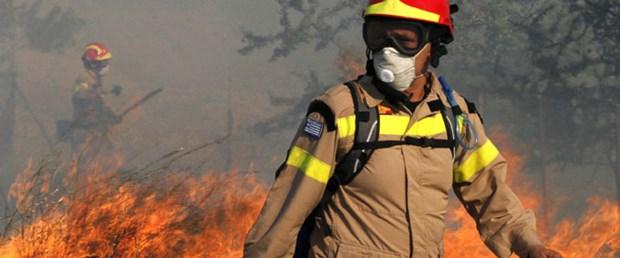 Yunanistan'dan Türkiye'ye yangın davası