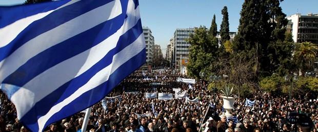 Yunanlılar kazan kaldırdı