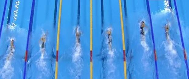 Avrupa Oyunları kadınlar 100 metre yüzme finali