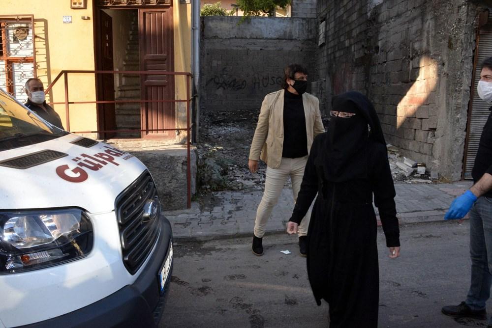 Suriyelilerin işlettiği 6 kaçak kliniğe polis baskını - 11