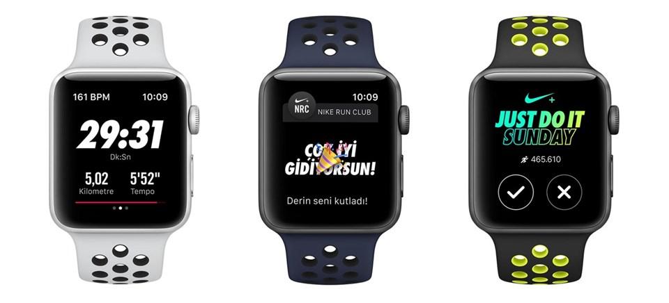 10 dakika boyunca aktif görünmediğiniz halde kalp atış hızınız belirlenen vuruş/dakika (v/dk) oranının üzerinde seyrederse AppleWatch'unuzsizi uyarabilir.