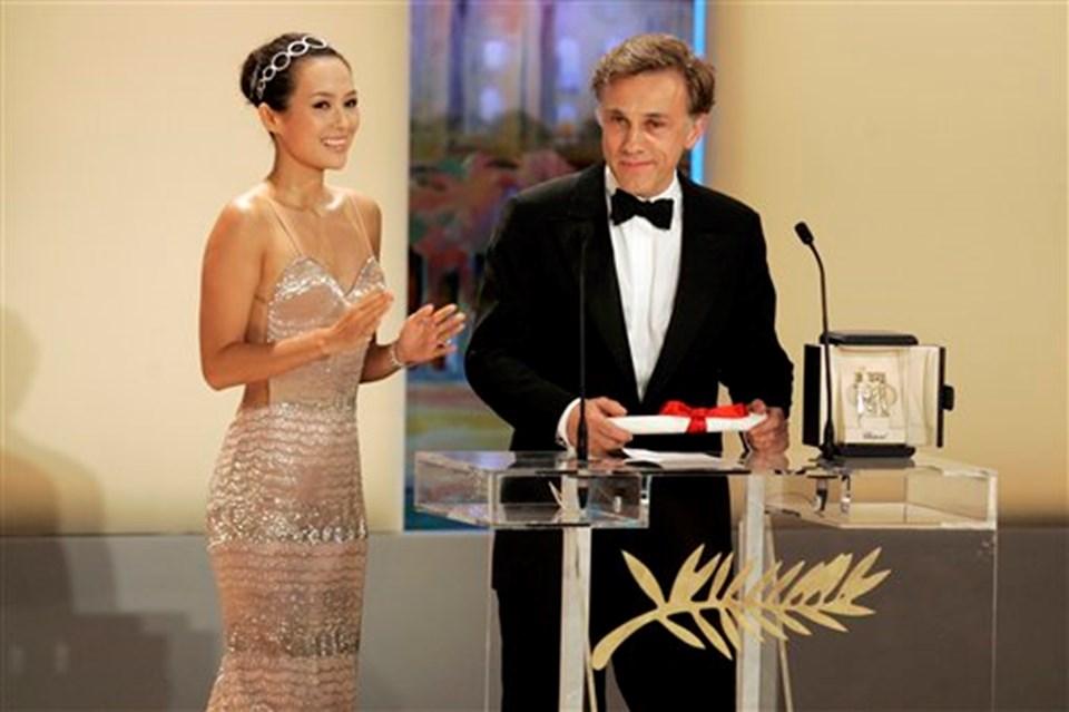 En İyi Erkek Oyuncu ödülü Christoph Waltz'ın oldu.
