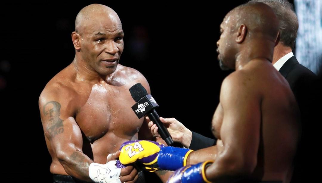 Müsabaka öncesi uyuşturucu aldığını itiraf eden Mike Tyson: Bırakamıyorum, üzgünüm