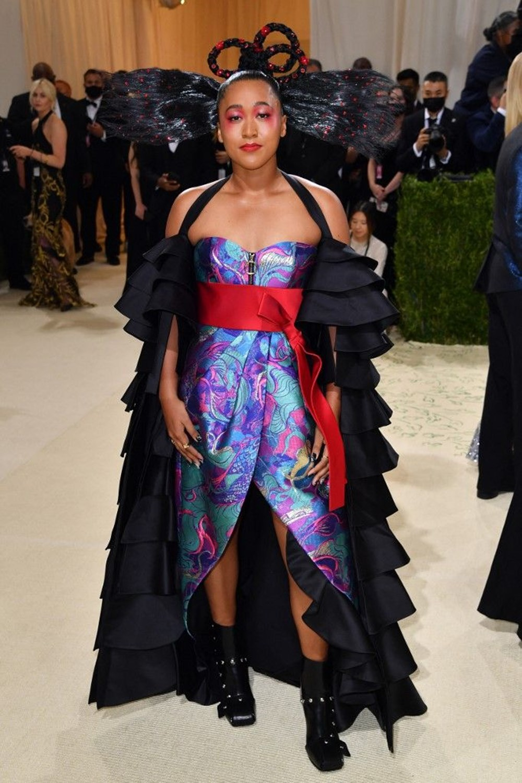2021 MET Gala'nın en ilginç kıyafetleri - 82
