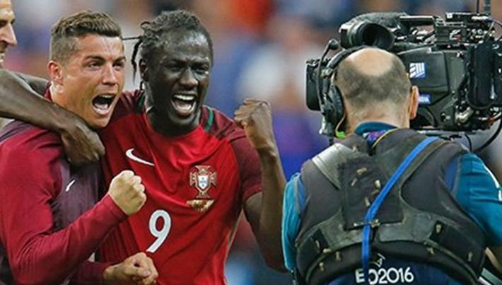 """""""Ronaldo sana ne söyledi?"""""""