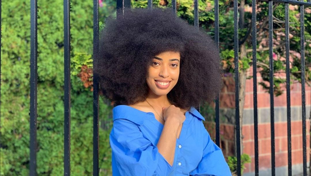 Simone Williams saçlarıyla Guinness Rekorlar Kitabı'na girdi