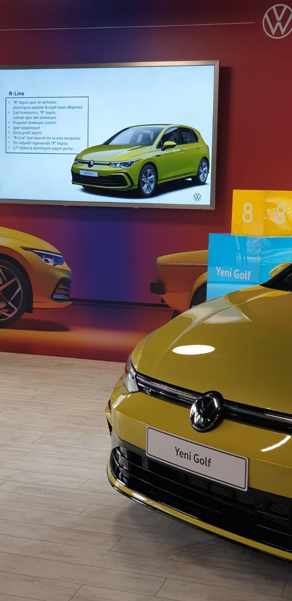 Yeni Volkswagen Golf Türkiye'de (Fiyatı belli oldu) - 6
