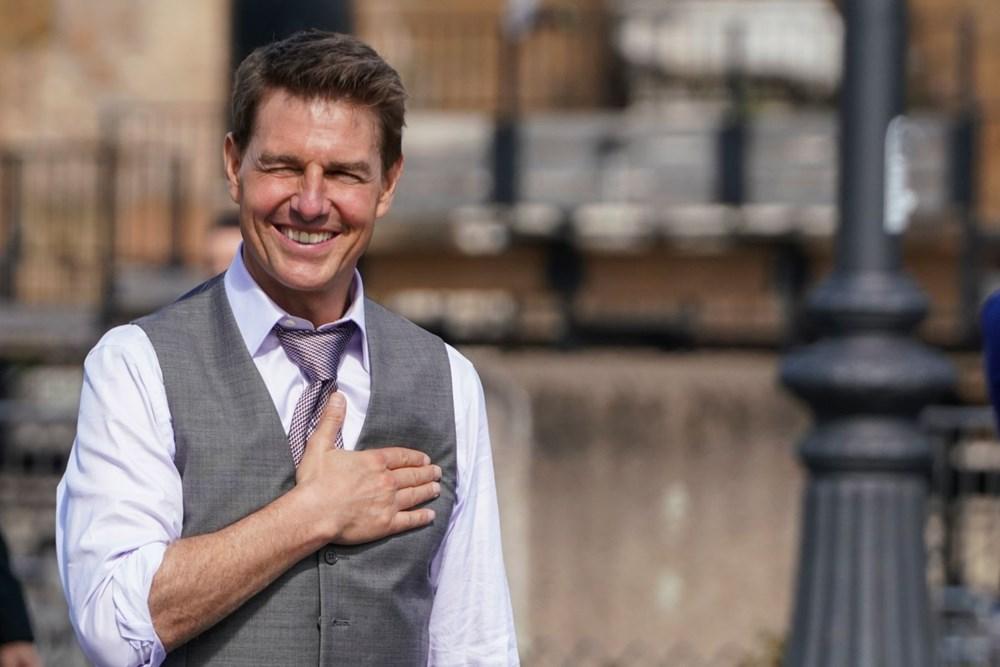 Tom Cruise, Görevimiz Tehlike setinden sızan ses kayıtlarıyla ilgili sessizliğini bozdu - 4