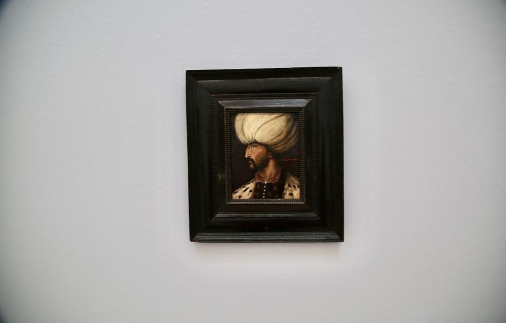 İngiltere'de satışa sunulacak Kanuni Sultan Süleyman portresinden ayrıntılar - 2