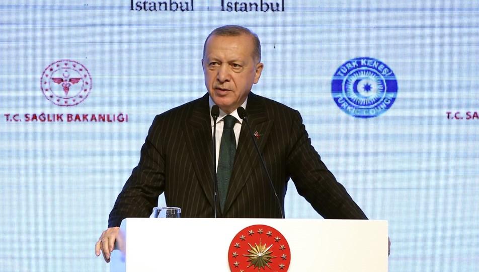 Cumhurbaşkanı Erdoğan'dan İzmir depremi açıklaması: Tüm imkanları seferber ettik