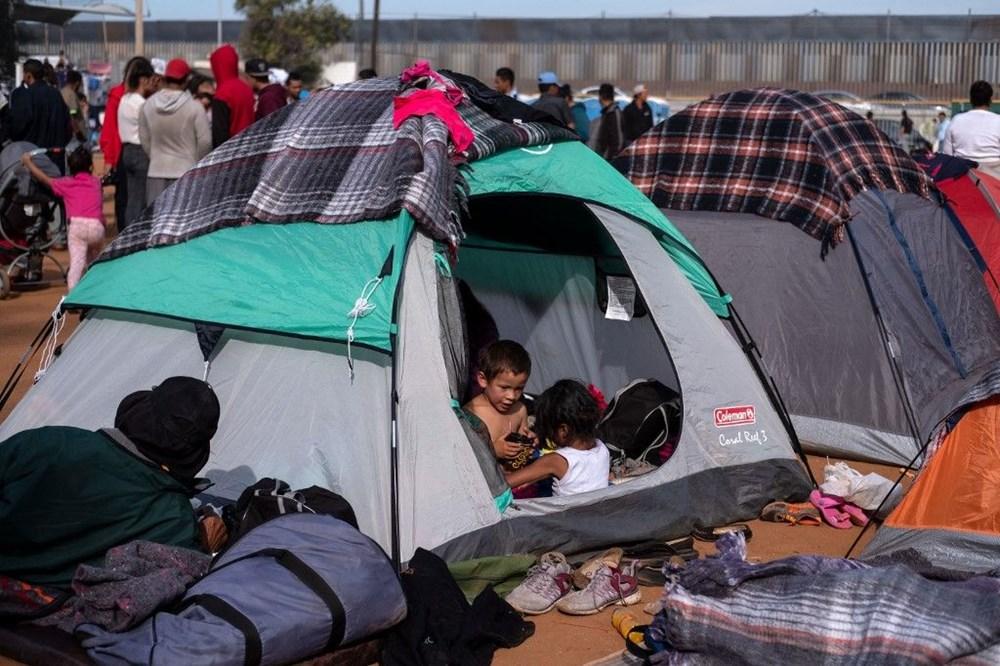 ABD'nin sığınmacı kamplarındaki çocuklar yaşadıklarını anlattı: Pişmemiş et yiyoruz ve cinsel istismara maruz kalıyoruz - 2