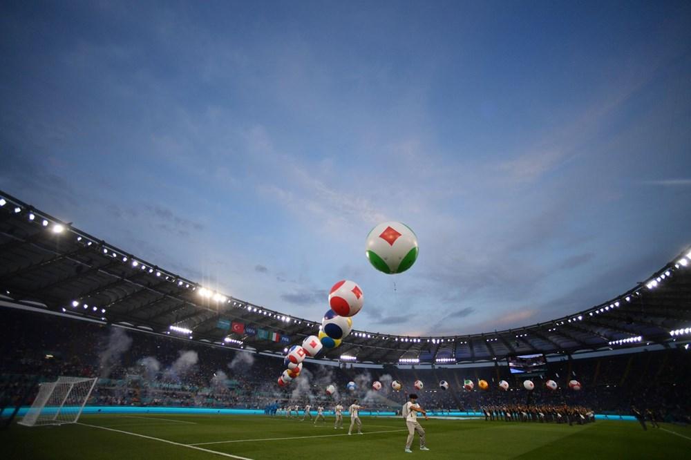 EURO 2020'ye görkemli açılış - 24