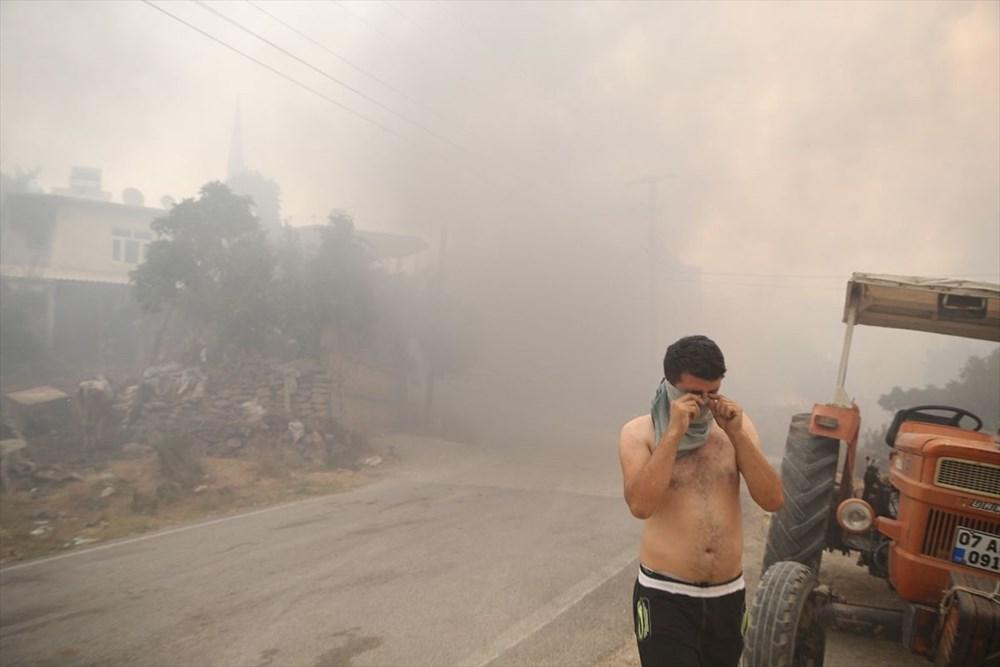 Antalya Manavgat'ta felaketin boyutu gün ağarınca ortaya çıktı - 2