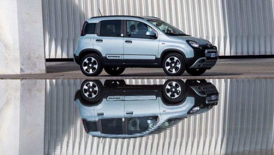 Yenilenen Fiat Panda, hibrit seçeneği ile Türkiye'de