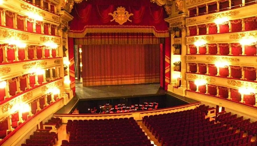 Dünyaca ünlü La Scala Operası açıldı