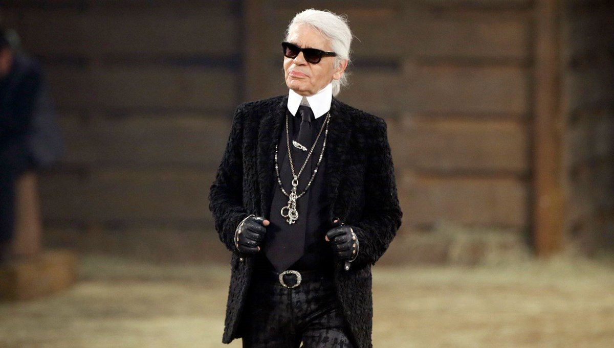 Karl Lagerfeld'in mirası satılıyor