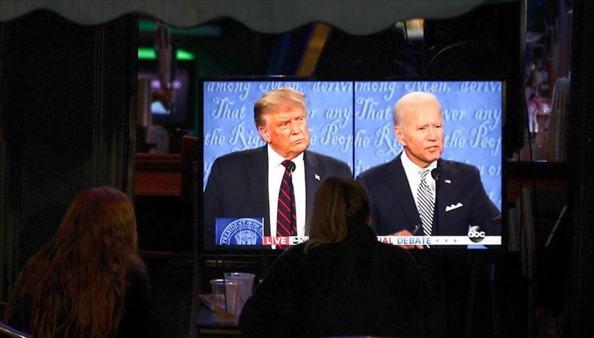 ABD'de seçim anketi: Biden'ın zaferideğil, Trump'ın kaybetmesi mutluetti