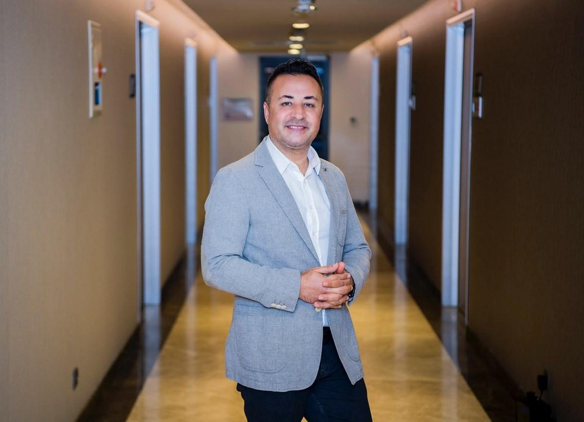 Türk Sağlık Turizm Derneği (TÜSATDER) Başkanı Servet Terziler