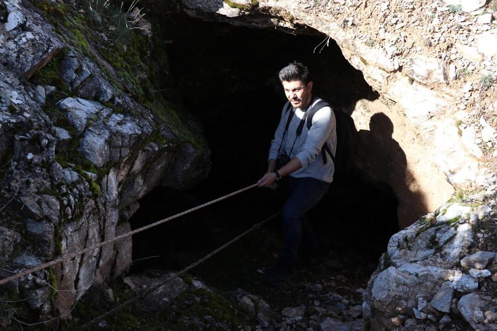 Defineciler hazine ararken 'gizli Pamukkale'yi buldu - 6