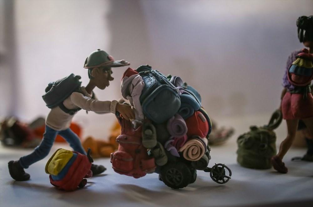Edgar Alvarez toplumsal olaylara animasyonla ayna tutuyor - 4