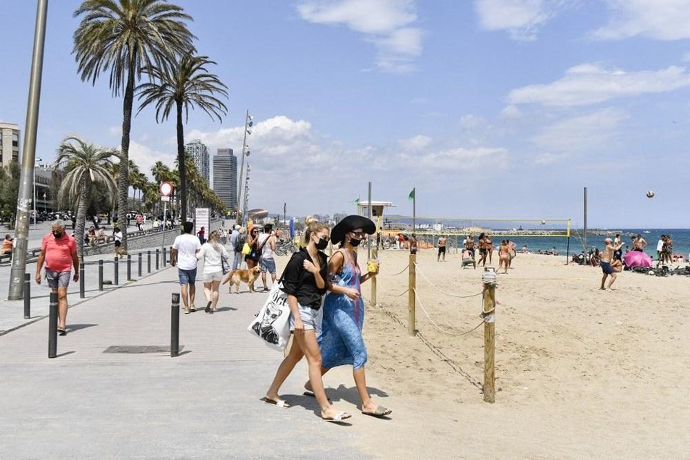 İspanya kapılarını yaz turizmine açtı: 10 milyon yabancı turist bekleniyor - 5