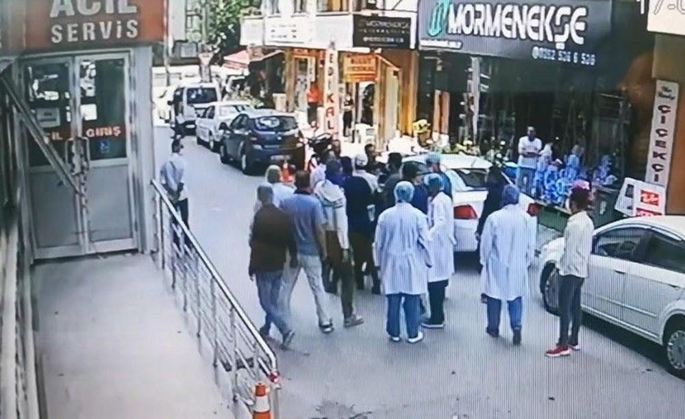 Hastanede güvenlik görevlisi ve doktora saldırı - 8