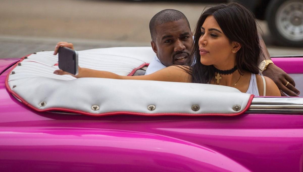 Kanye West'in Kim Kardashian'dan boşanma talepleri ortaya çıktı