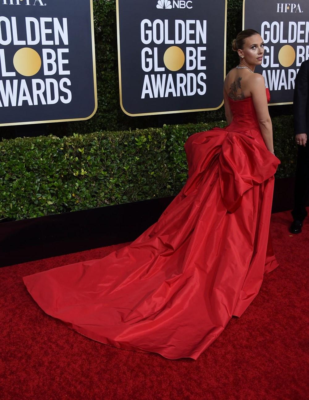 Scarlett Johansson Altın Küre'ye savaş açtı - 2