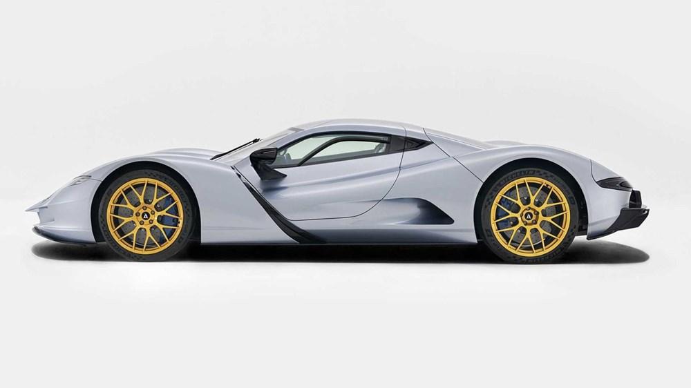 Dünyanın en pahalı elektrikli otomobili ilk teslimata hazır - 10