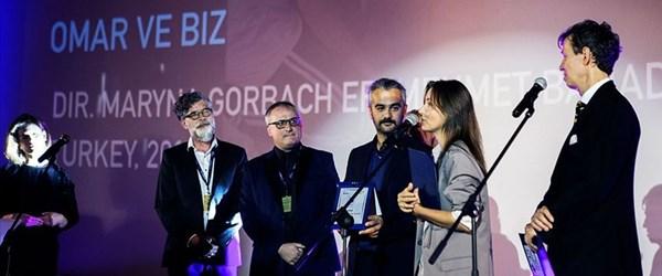 Omar ve Biz'e Varşova'dan en iyi film ödülü