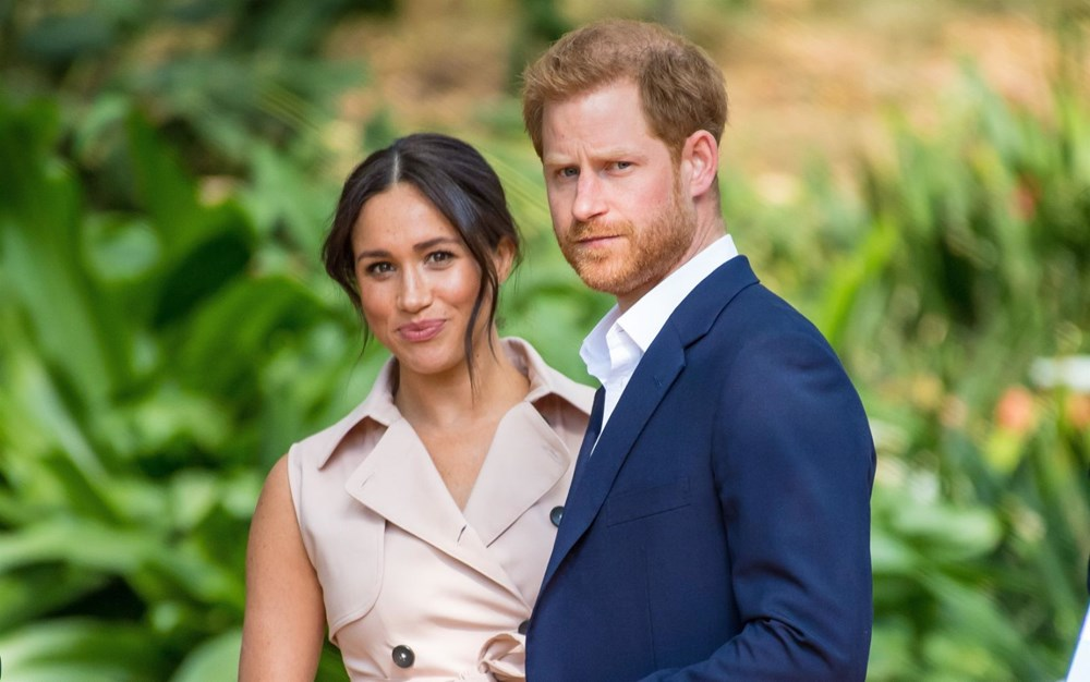 Prenses Diana'nın medyumu Harry-Meghan çiftinin ilişkisine ömür biçti - 5