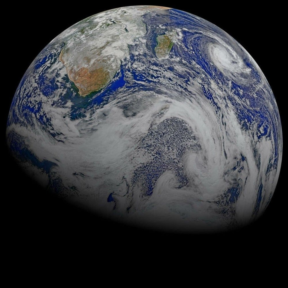10 Earth photos taken from space - 7
