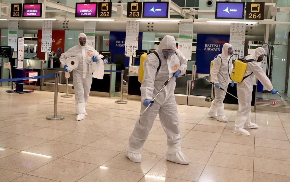 İspanya genelinde düzenli olarak temizleme çalışmaları yapılıyor